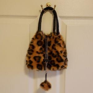 Leopard Print Girls/Ladies Handbag